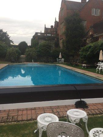 Rotherwick, UK: Outdoor pool