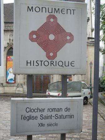 Nogent-sur-Marne, ฝรั่งเศส: Monument Historique