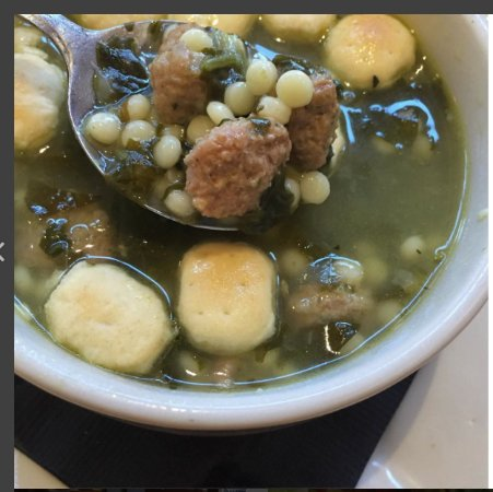Marshfield, MA: Italian Wedding Soup