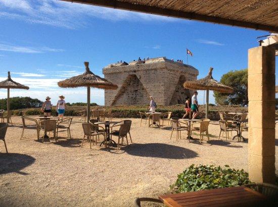 Protur Sa Coma Playa Hotel & Spa: Castle