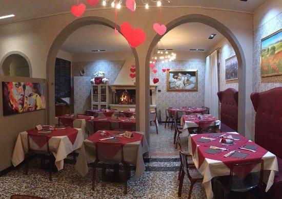 Breganze, Italy: San valentino