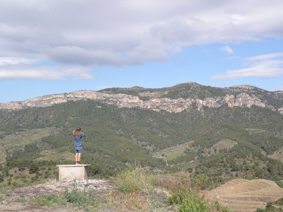 Gratallops, สเปน: På tur i marken