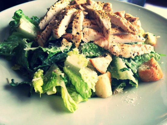 Kingston, Μασαχουσέτη: Caesar Salad