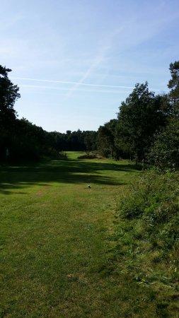 Nunspeet, Nederland: Hole 1 zuid