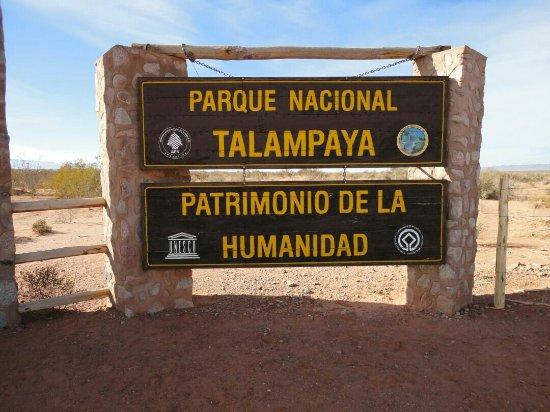 Villa Union, Argentine : Talampaya