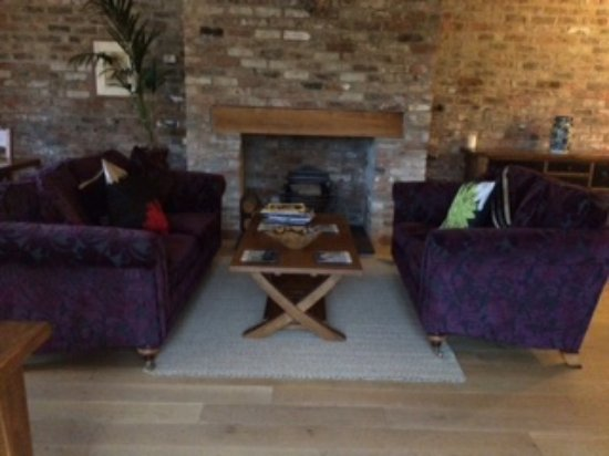 Yarm, UK: The guest lounge