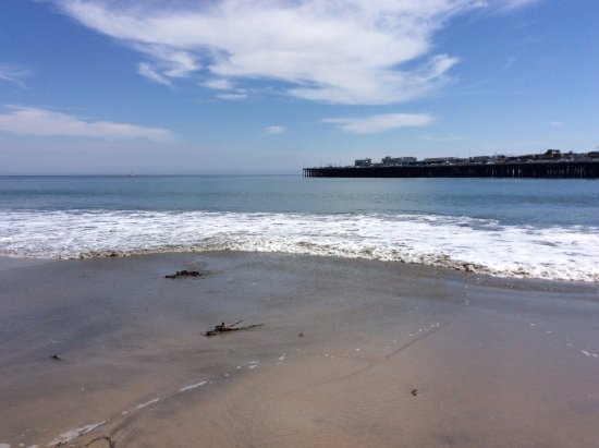 Santa Cruz Beach Boardwalk: Santa Cruz Beach