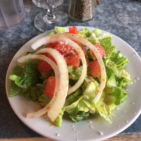 Island Pasta Coronado: Island Salad