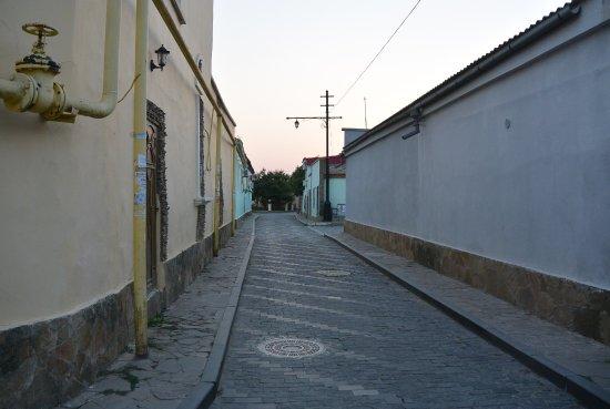 Yevpatoriya: частичка уличной истории