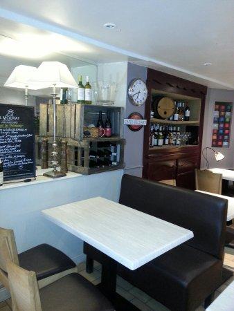 Pont-Audemer, Francia: Le Bistrot  du Havre   Une carte de produits frais  de nos commerces  voisins....des vins de vig