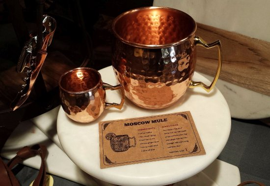 Washington, VA: Moscow Mule Mug and Mini-Mug Set