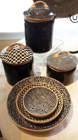 Washington, VA: Terrafirma Ceramics Handmade in USA