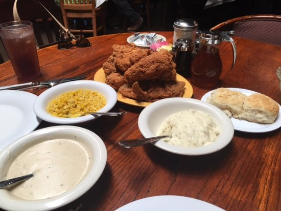 Roanoke, Техас: Fried Chicken and Sides