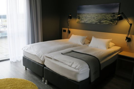 Alda Hotel Reykjavik : Attic room.