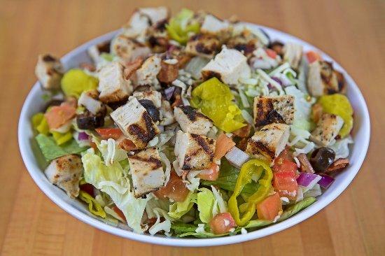 Kirkland, WA: Garlic Chop Chop Salad