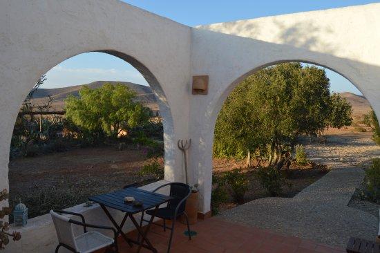Nijar, Spanien: Terraza commun en el Campillo