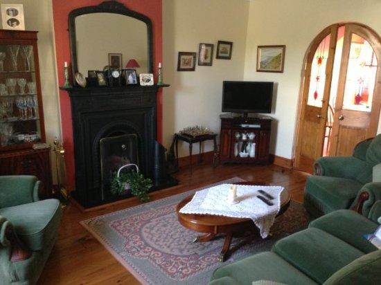 Tarbert, Irlanda: Guest Sitting Room