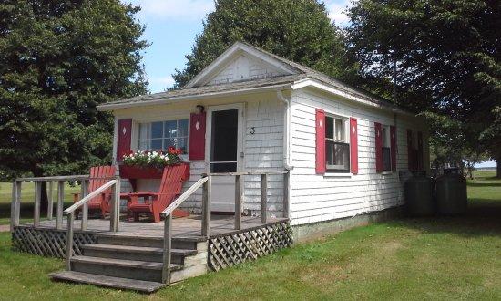 Brackley Beach, Καναδάς: One of the cabins