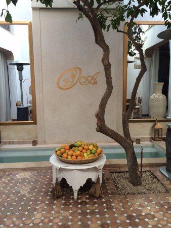 Potret Riad les Orangers d'Alilia Marrakech