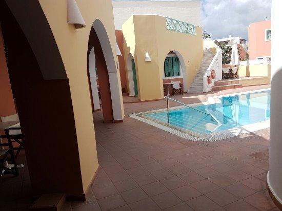 Картерадос, Греция: Hotel Nikolas