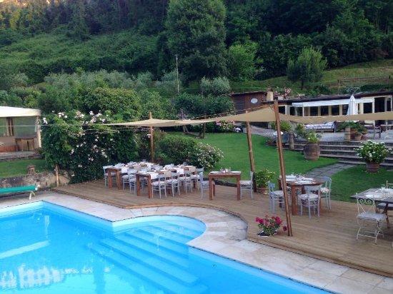 Piano di Conca, Italien: Cene estive