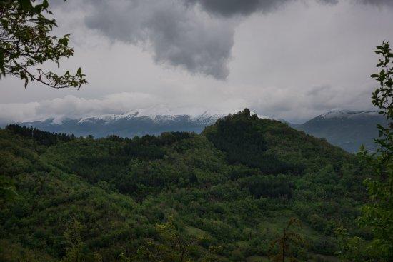 La Tavola dei Cavalieri: verso monte Subasio