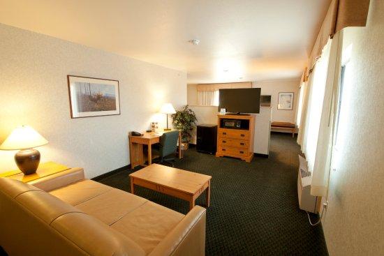 BEST WESTERN PLUS GranTree Inn: Suite