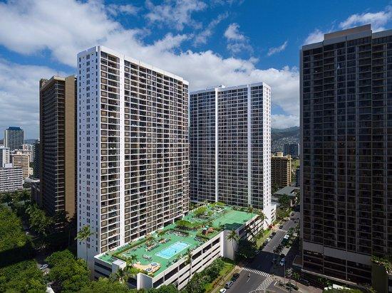 Aston at the Waikiki Banyan Photo