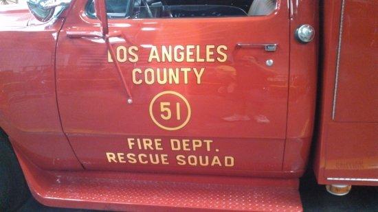 Bellflower, CA: The original Squad 51