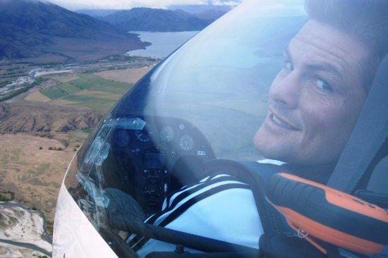 Glide Omarama: Richie McCaw