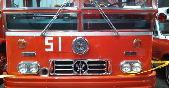 Bellflower, Καλιφόρνια: Ward LaFrance Engine 51