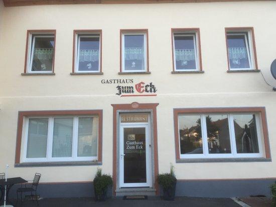 Gasthaus Zum Eck Großlittgen