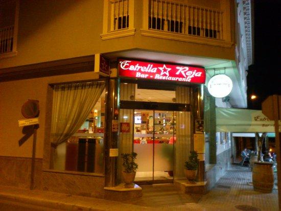 Benejúzar, España: Entrance