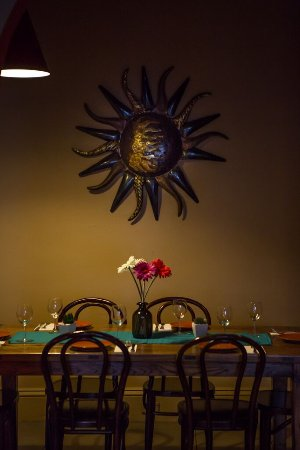 Windsor, Australia: upstairs dining room