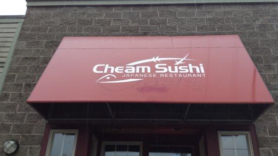Agassiz, Canadá: This restaurant is on Cheam Avenue.