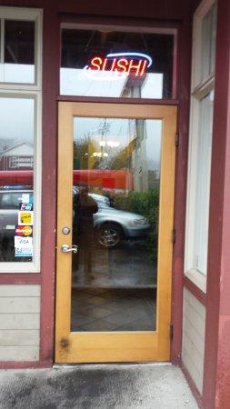 Agassiz, كندا: Entry door