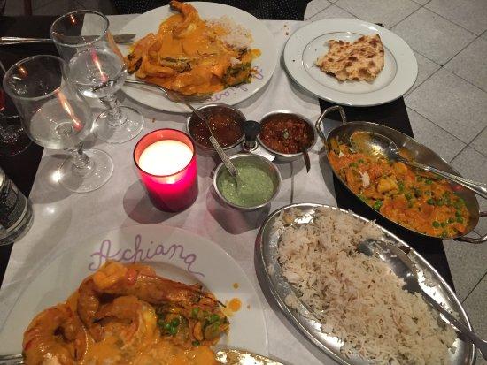 Achiana saint laurent du var restaurant avis num ro de - Restaurant indien port saint laurent du var ...
