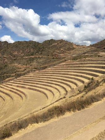 Urubamba, Peru: Terrazas de Pisac