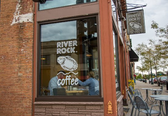 Saint Peter, MN: River Rock Coffee