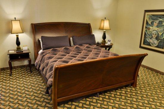 Hotel Plaza del General: Suite Presidencial/ Habitación Principal