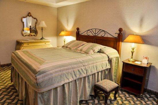 Hotel Plaza del General: Suite Presidencial/ Habitación de huespedes