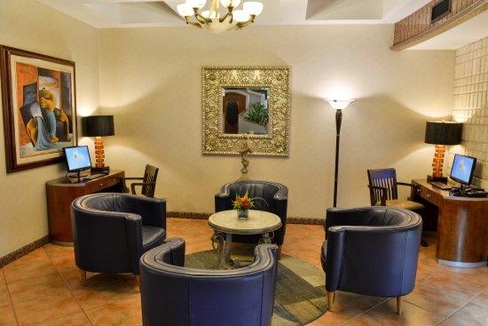 Hotel Plaza del General: Centro de Negocios