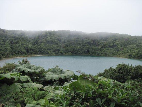 Poas Volcano National Park, Costa Rica: Una vista gratificante!