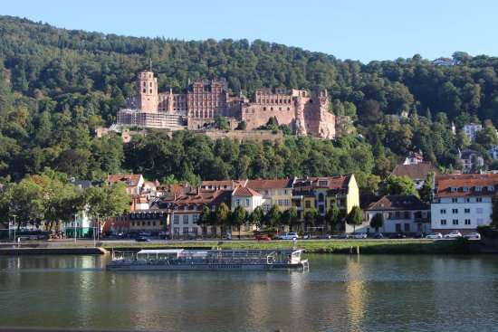 Apartments & Hotel Kurpfalzhof: Heidelberg