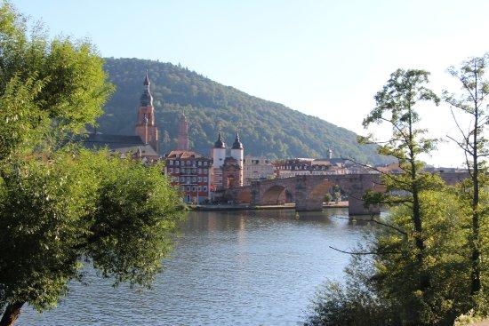 Apartments & Hotel Kurpfalzhof: Heidelberg Le Vieux Pont