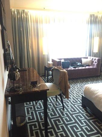 The Fitzwilliam Hotel Belfast: Room