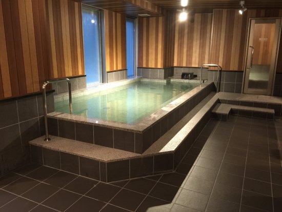 Tsuchiura, Ιαπωνία: 男湯内湯。ホテルで温泉気分をお楽しみ下さいませ。