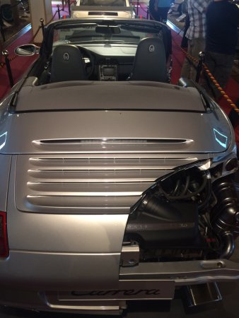 Gmund, Avusturya: Porsche Automuseum