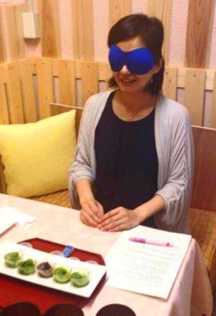 gelato vene cha kabuki gelato after we give you a blindfold the