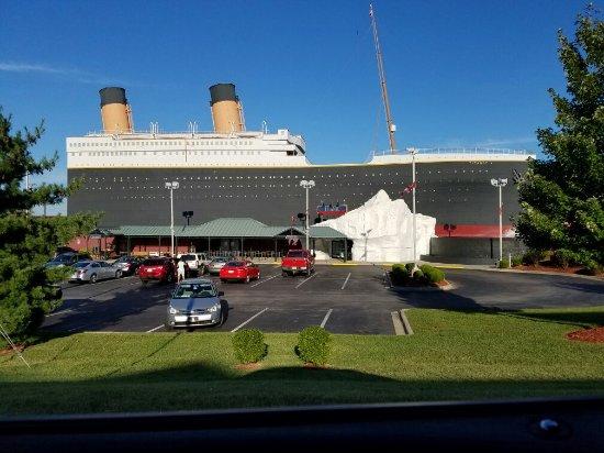 Titanic Museum照片